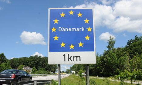 Denmark-visa-passport-border