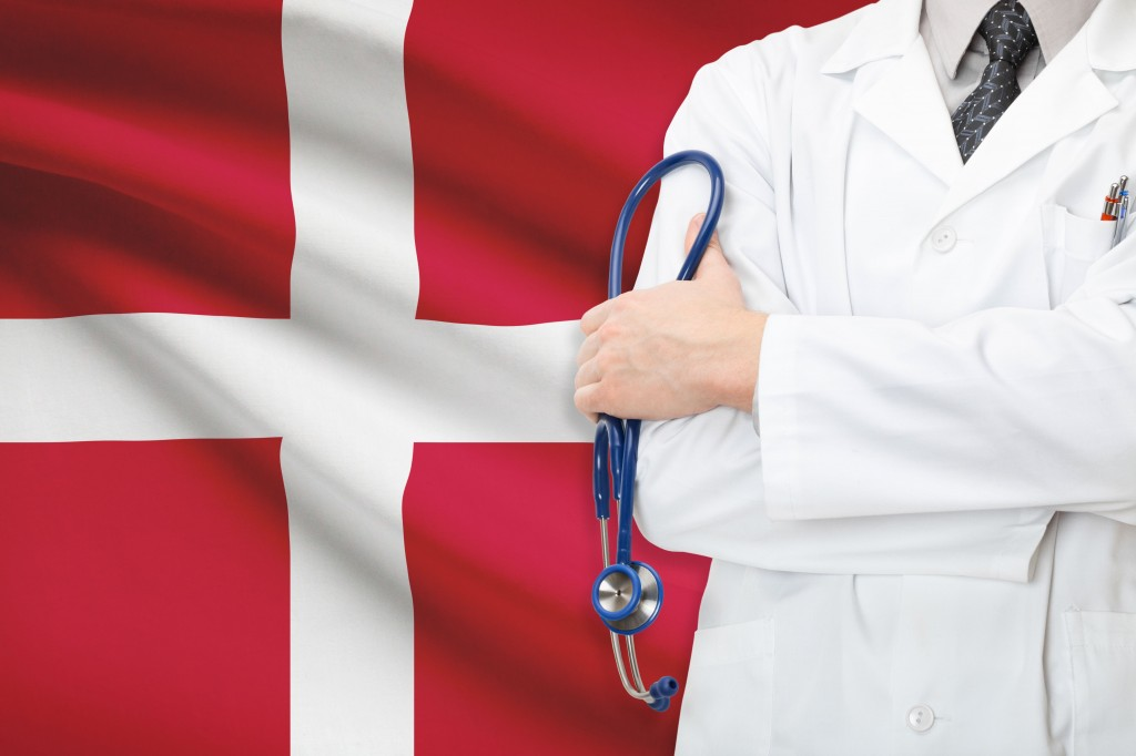 Concept of national healthcare system - Denmark